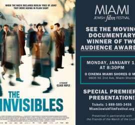 "DOCUMENTARY – ""THE INVISIBLES"""