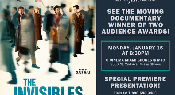 """DOCUMENTARY – """"THE INVISIBLES"""""""